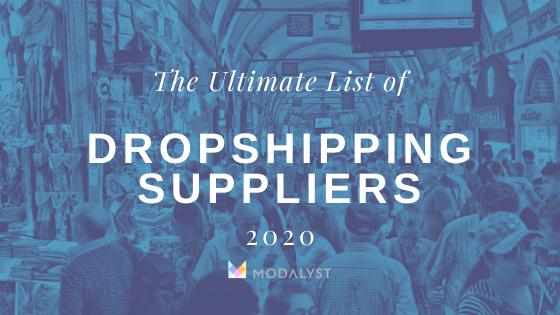 Proveedores Dropshipping que Debes Conocer en 2020
