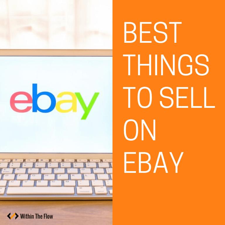 Qué Vender en eBay - 14 mejores Artículos para Vender en eBay