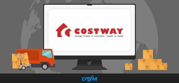 Cómo Encontrar Proveedores de Dropshipping: Costway