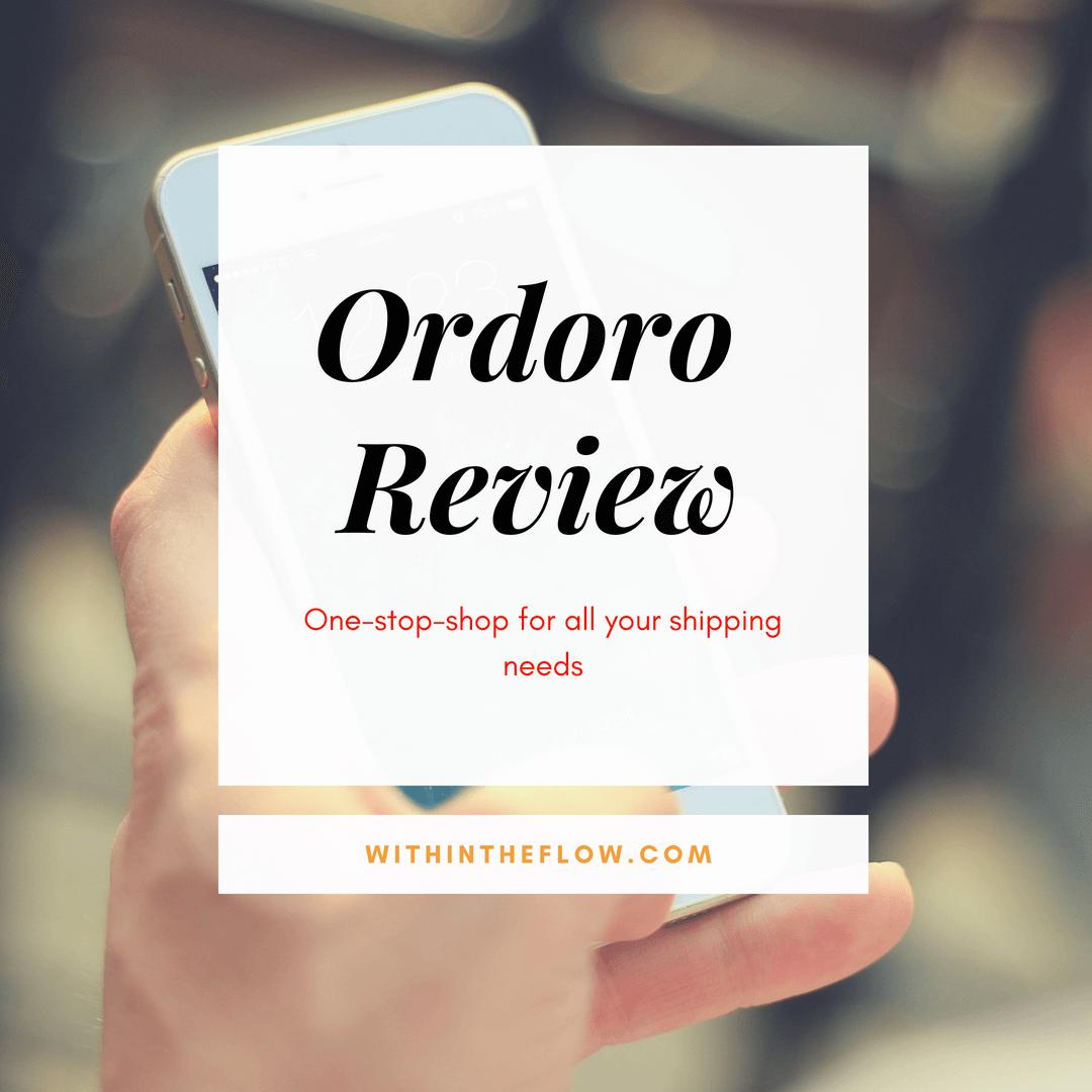 Reseña de Ordoro 2020: Solución para todas sus necesidades de Envío